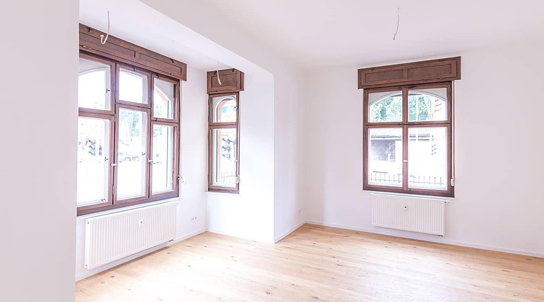 Volksbank Weinheim Finanzierung Atalanta: Projekt Villa Ludwig, Weinheim