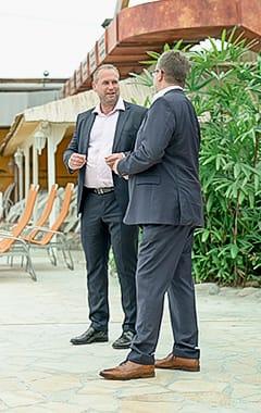 Volksbank Weinheim und Miramar Freizeitzentrum Weinheim GmbH & Co.KG, Mittelstand Partner