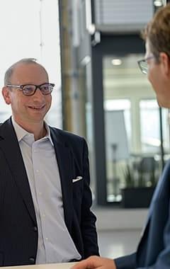 Volksbank Weinheim und Goldbeck Solar GmbH, Mittelstand Partner
