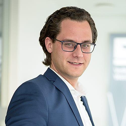 Volksbank Weinheim Betreuer Private Banking Sebastian Feist