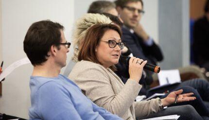 Volksbank Weinheim Zukunftsworkshop 2018 - Mitglieder